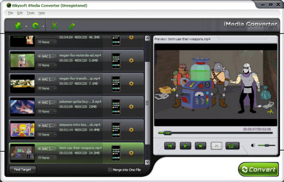 iSkysoft DVD Creator for Mac & iMedia Converter for Windows